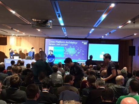 Microsoft Technical Summit Vortrag