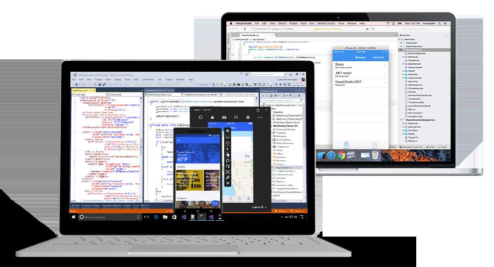Visual Studio 2017 Mac