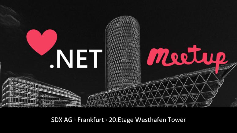 .NET Meetup Frankfurt