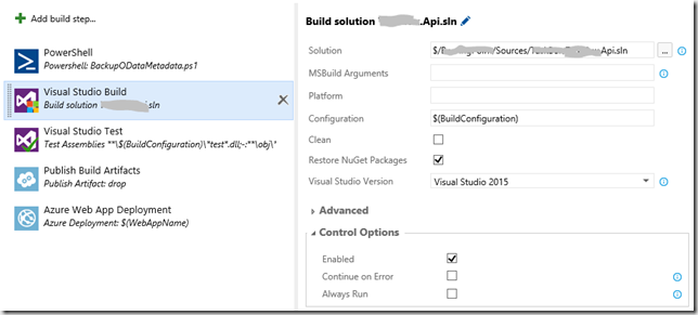 VisualStudioBuild